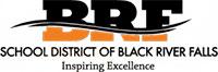 Black River Falls School District Logo