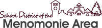 School District of the Menomonie Area Logo